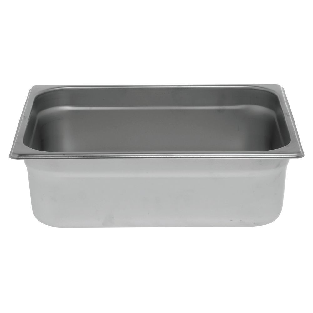 "Hubert® Steam Table Pan Half Size 4""D"