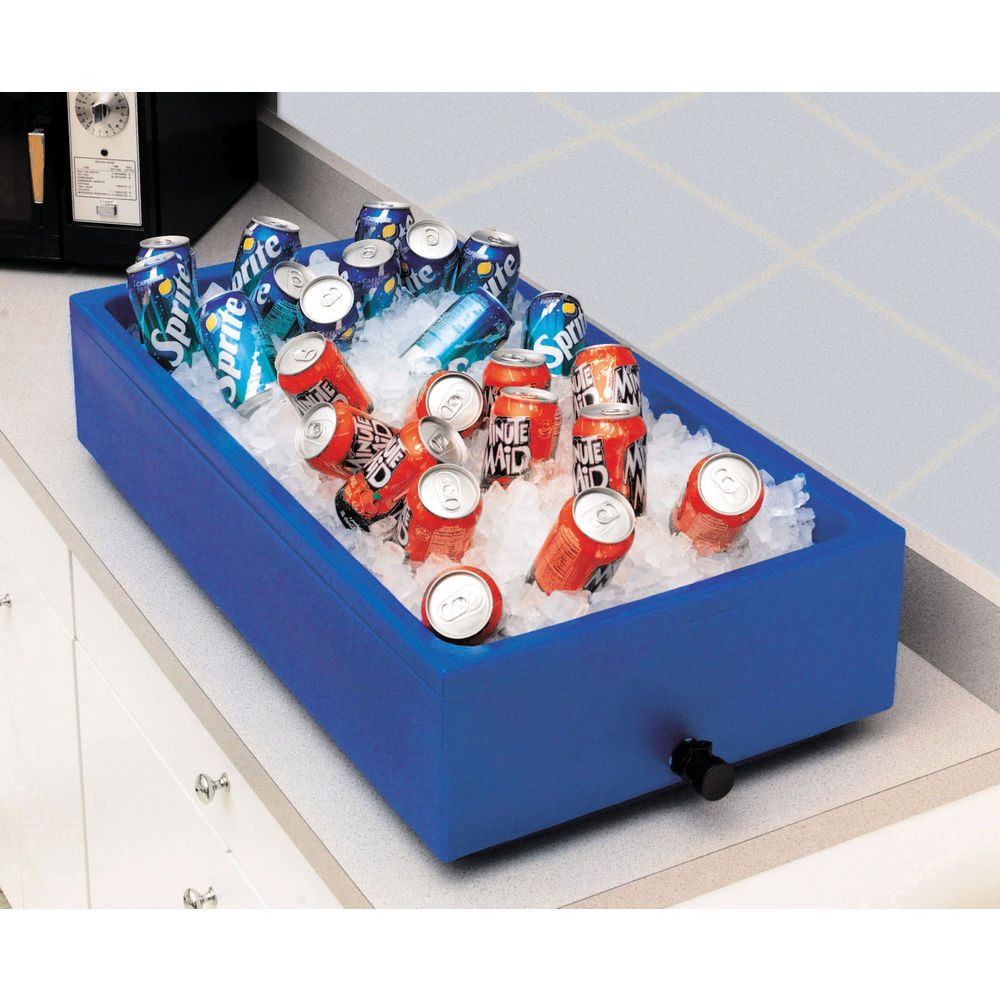 COUNTERTOP CHILLER, BLUE