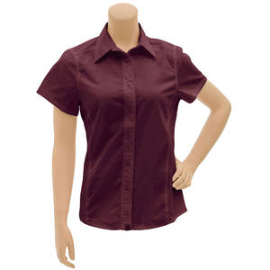 SHIRT, UNIVERSAL, WOMEN'S, XL, MERLOT