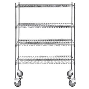 "DIVIDER, 18""SOFT SILV.F/HUB SHELF, WIRE"