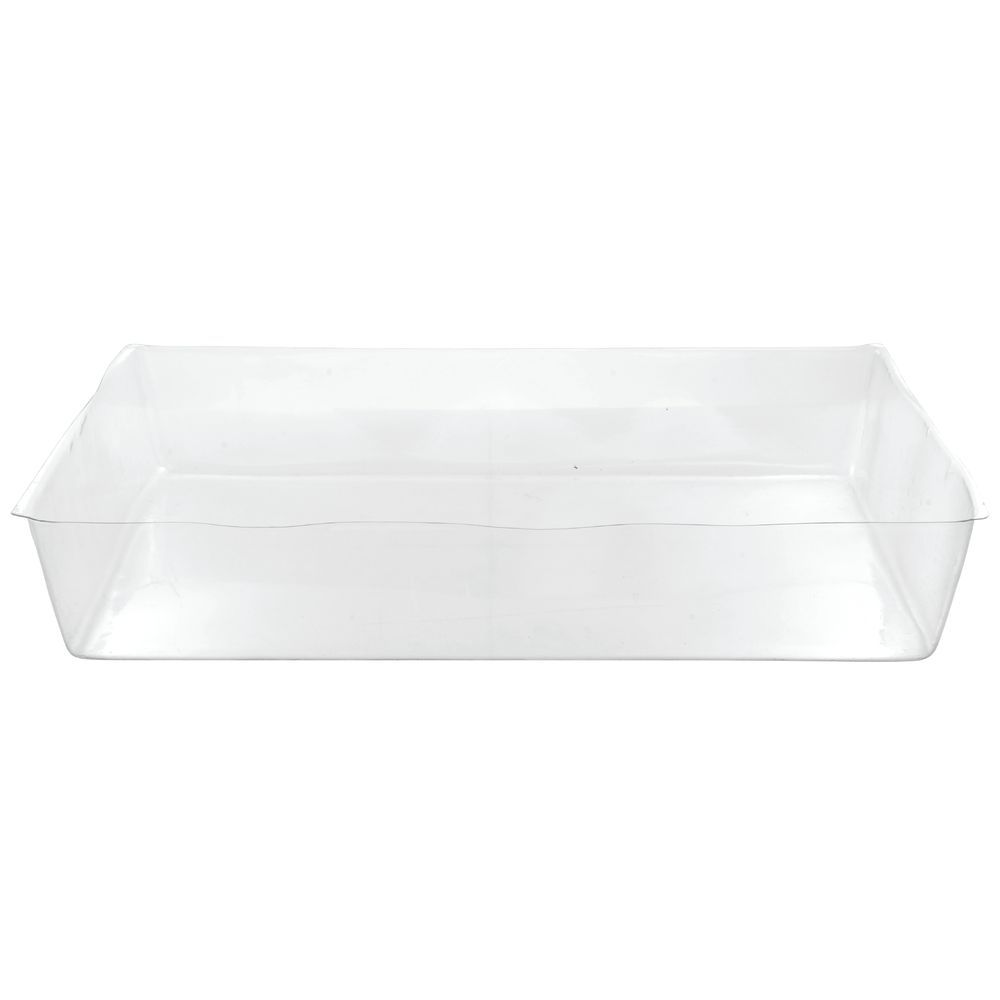 "LINER, CLEAR, FOR 24""LX18""WX4""H BASKET"