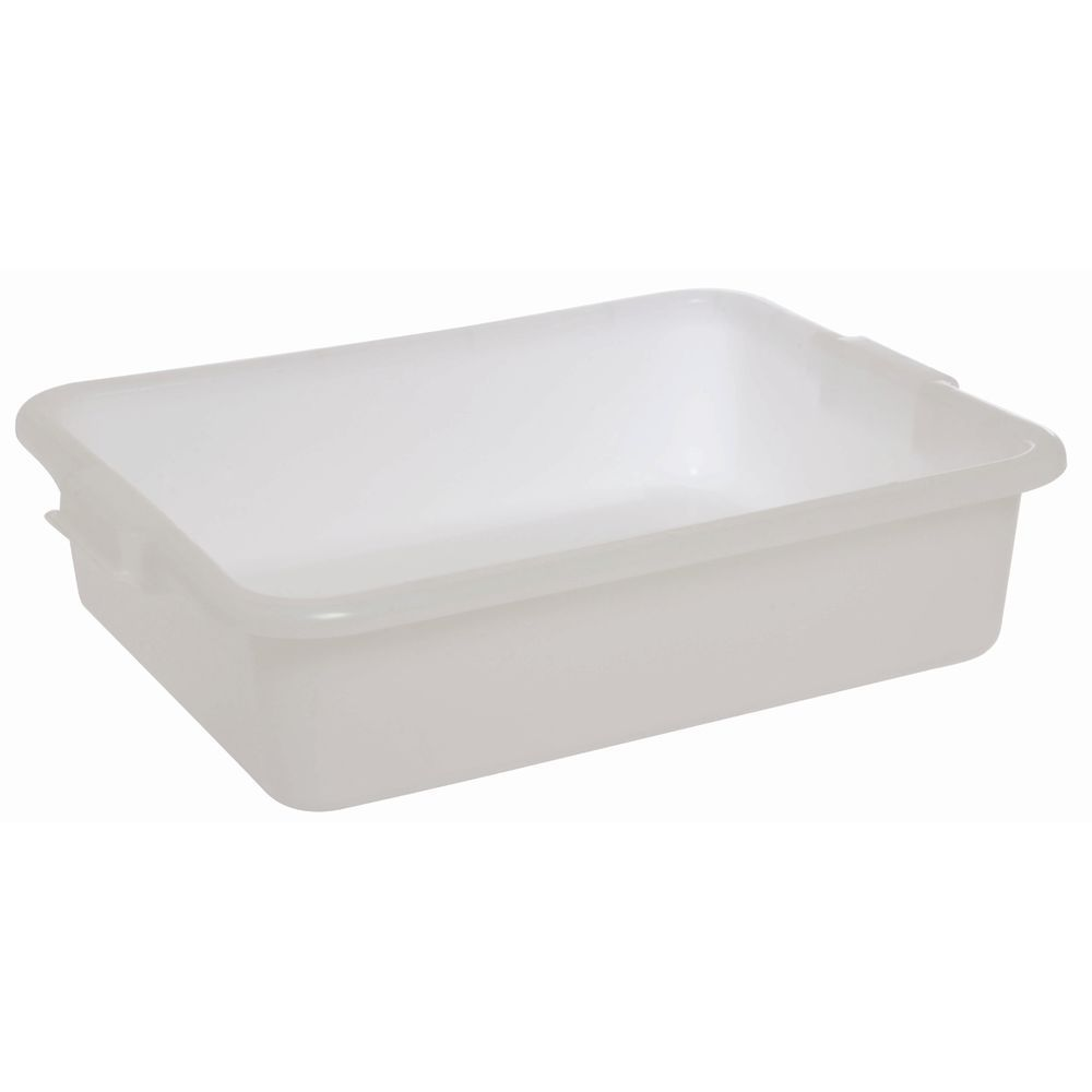 "Food Boxes Solid 20""L x 15""D x 5""H White"