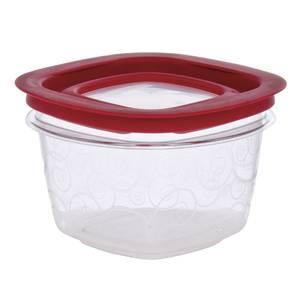 BOX, PREMIER FOODSTOR., W/LID, 2 CUP