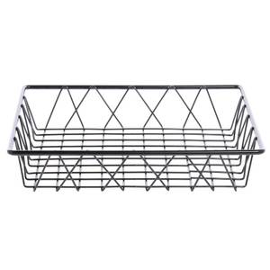 REPL.BASKET TRAY, WIRE, 12X12, BLACK