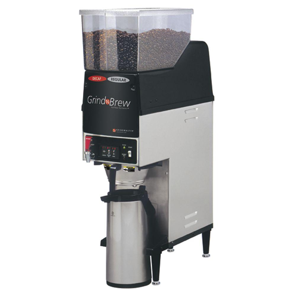 BREWER, COFFEE, W/GRINDER