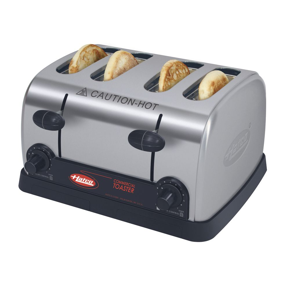 TOASTER, 4-SLICE, POP-UP, US VERSION