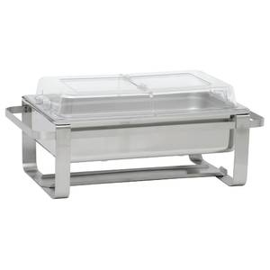 COVER, FLIP TOP, CLEAR POLYCARBONATE