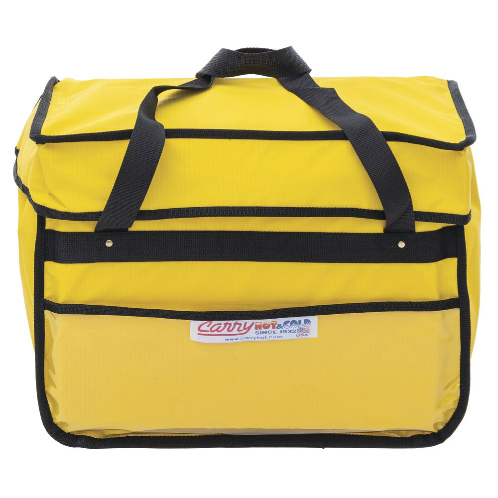 BAG, INSULATED, CATERER, DELIVERY, BLUE