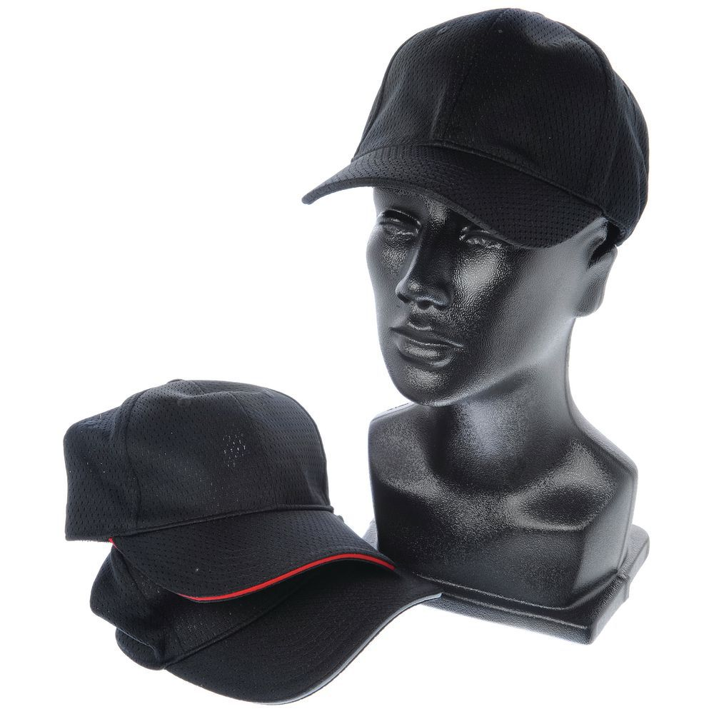 Cool Vent baseball Hat has a buckle adjusting headband
