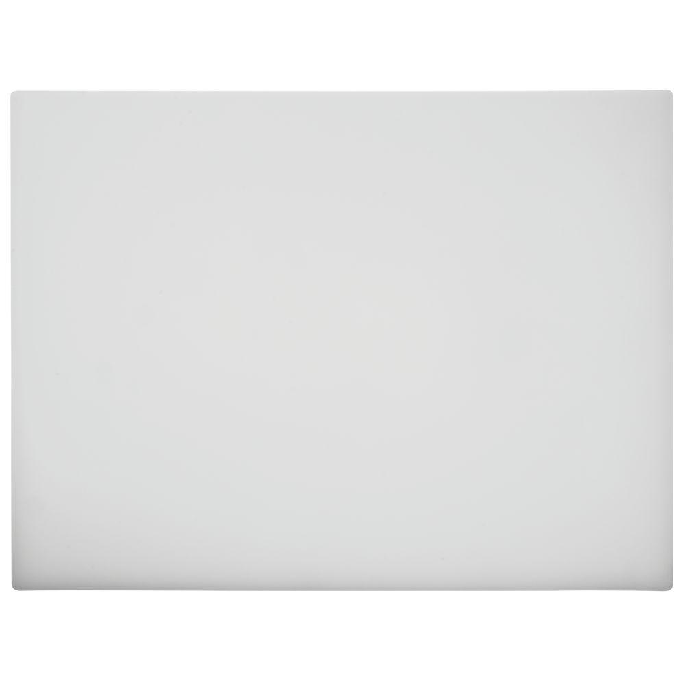 CUTTING BOARD, WHITE, 18 X 24