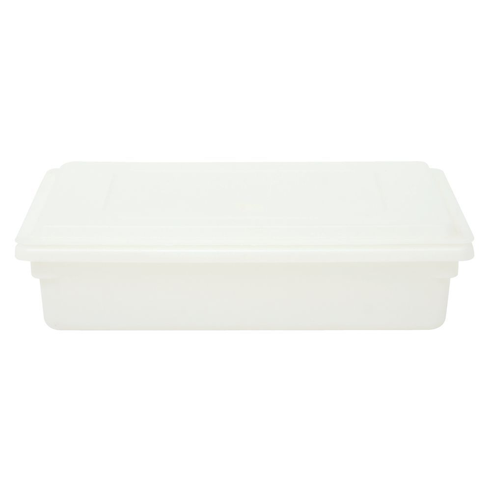 Translucent Food Storage Box Organizes Stock