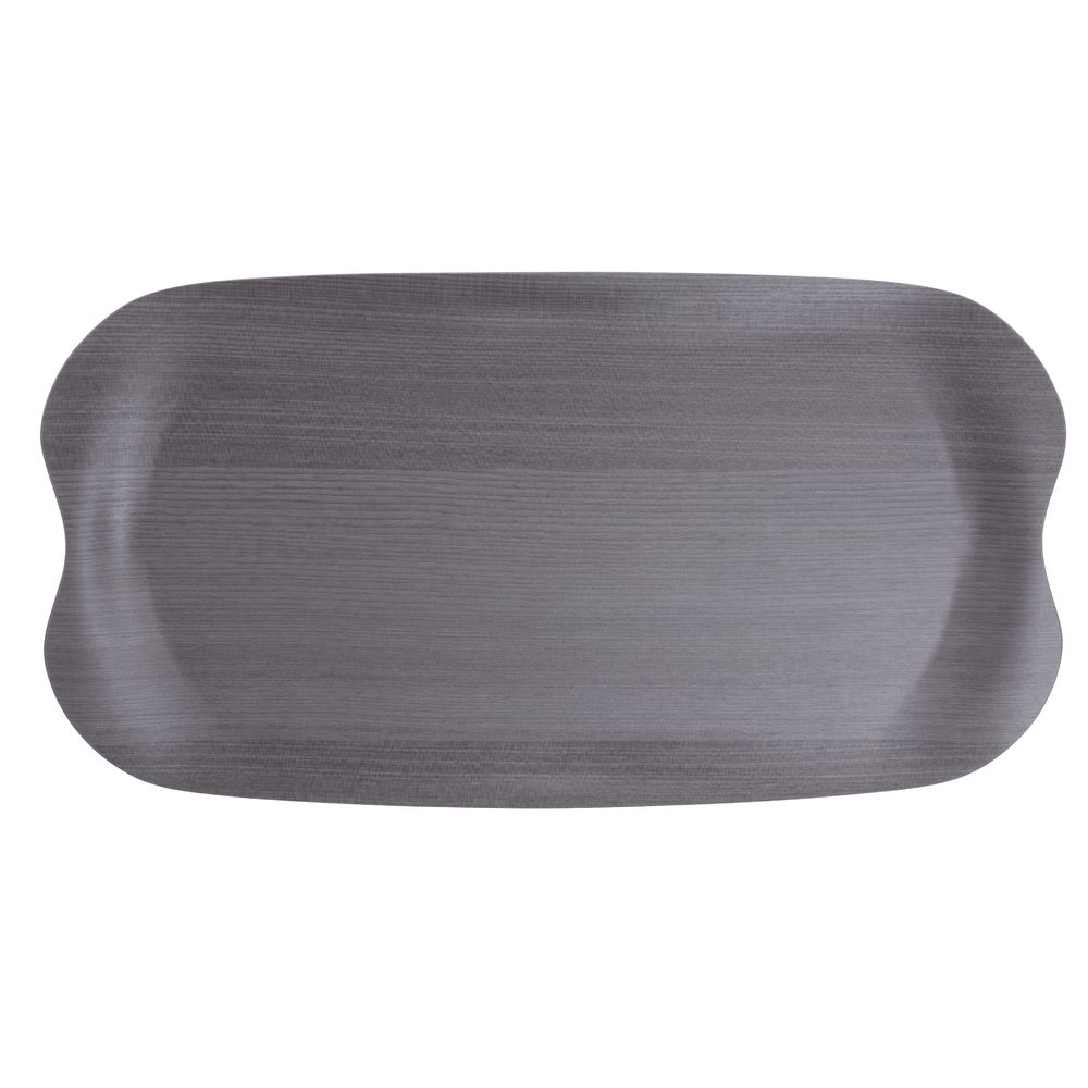 EARTH TRAY, BIO, 16-1/2 X 8-1/2, GRAY WOOD