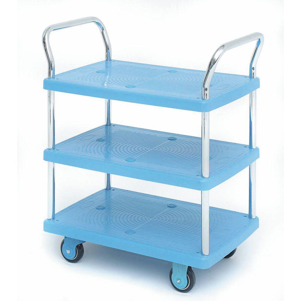 Service Cart has Honeycomb Construction