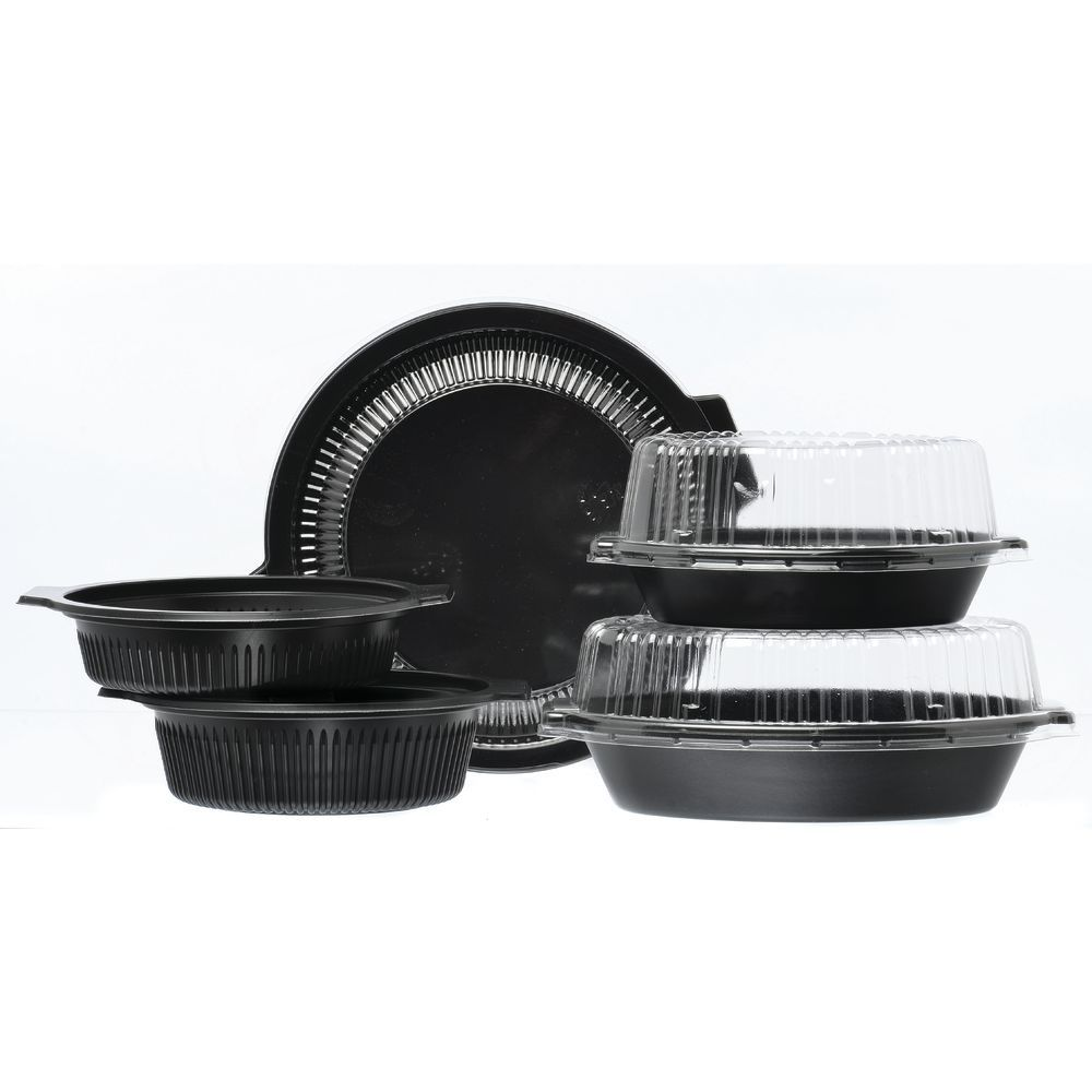 DOME FOR OVAL CASSEROLE CONTAINERS 16OZ