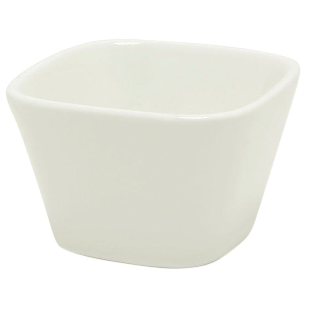 BOWL, SQUARE, EURO, 7 OZ