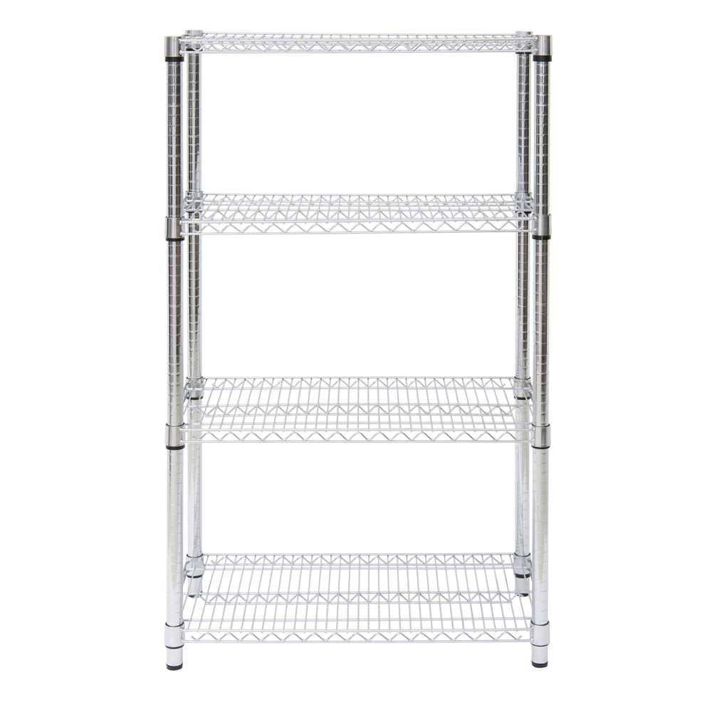 Expressly HUBERT® Heavy Duty Wire Shelving With 1 1/2\