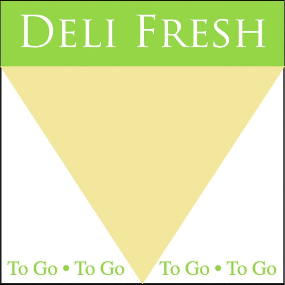 "LABELS, LASER, DELI FRESH, 2.75""SQ., 900/BOX"