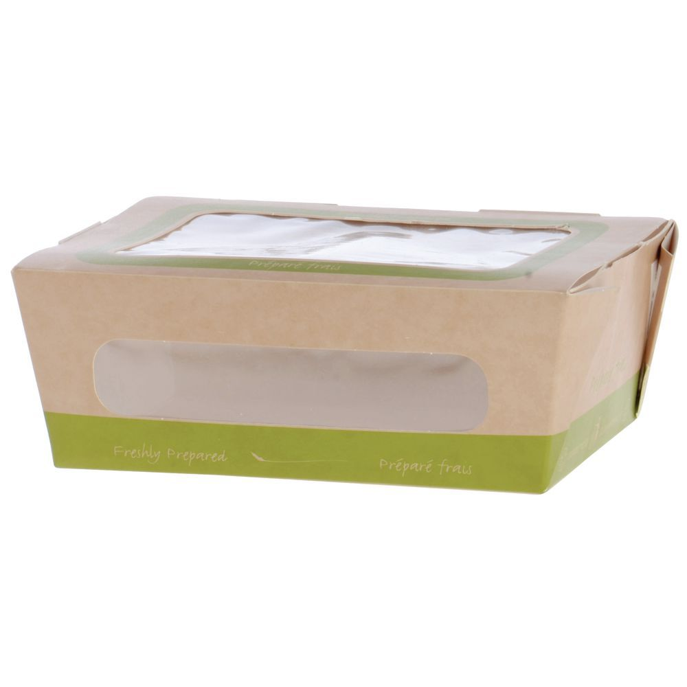 CONTAINER, LG SALAD/ENTREE, 6-3/4X5X2-5/8
