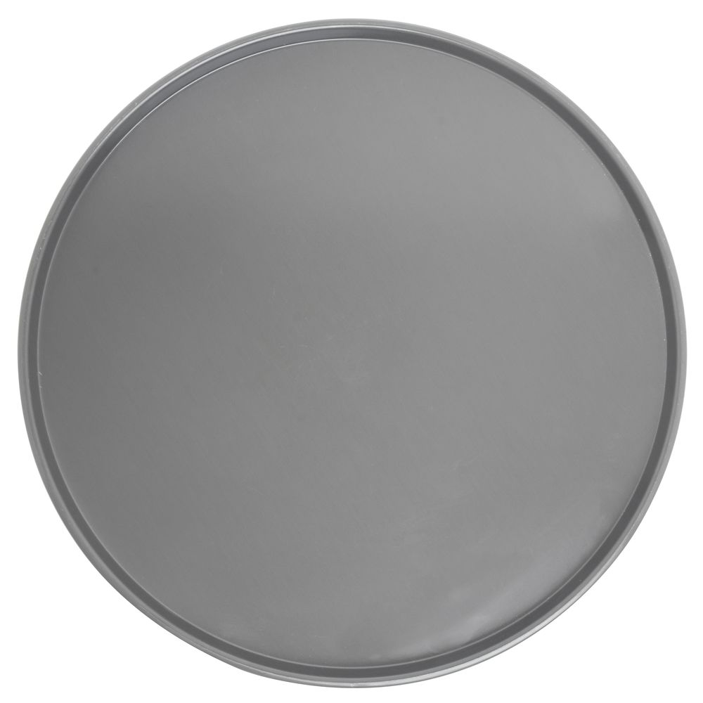 "3//8/"" x 14/"" Diameter 3//8/"" Steel Pizza Plate"