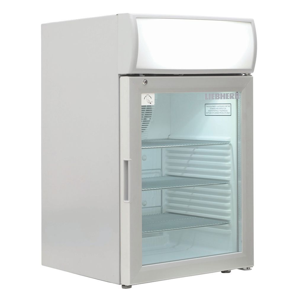 Liebherr 27 Cu Ft Glass Door Merchandiser Refrigerator 19 916l