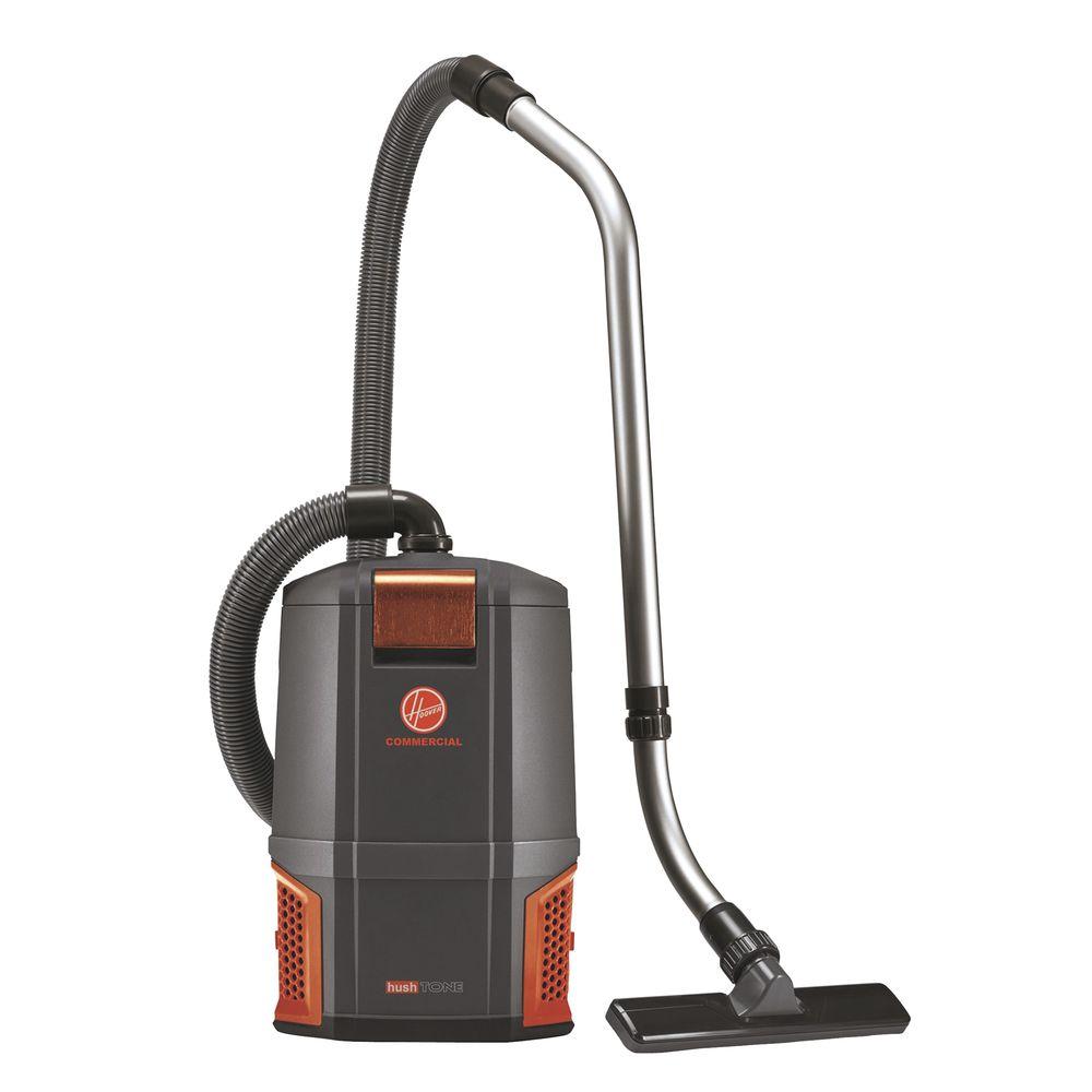 Hoover® Hushtone™ Backpack Vacuum 6Q
