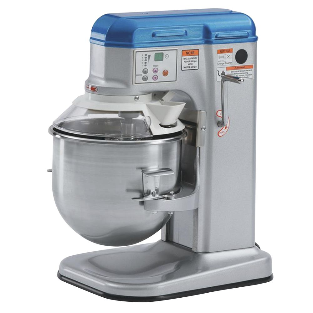 MIXER, 10 QUART WITH GUARD