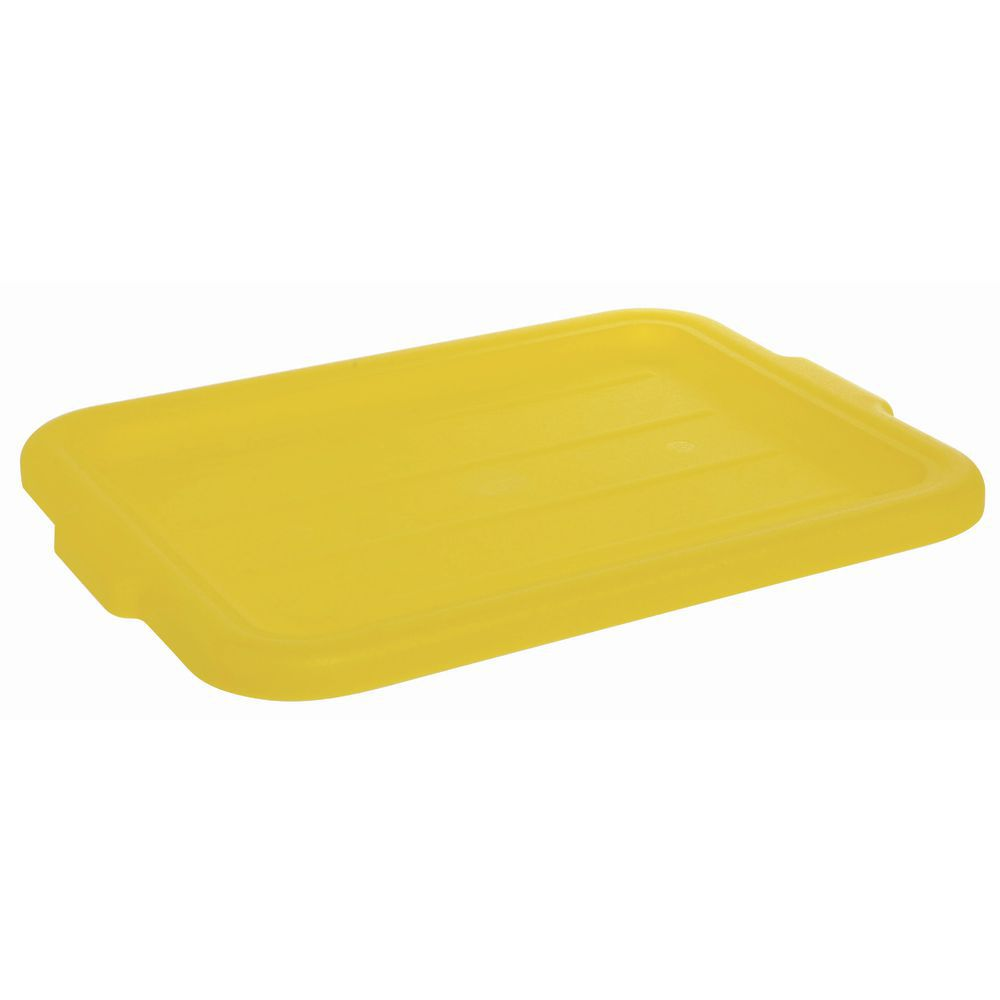 LID, COLORMATE FOOD BOX, 20X15, YELLOW