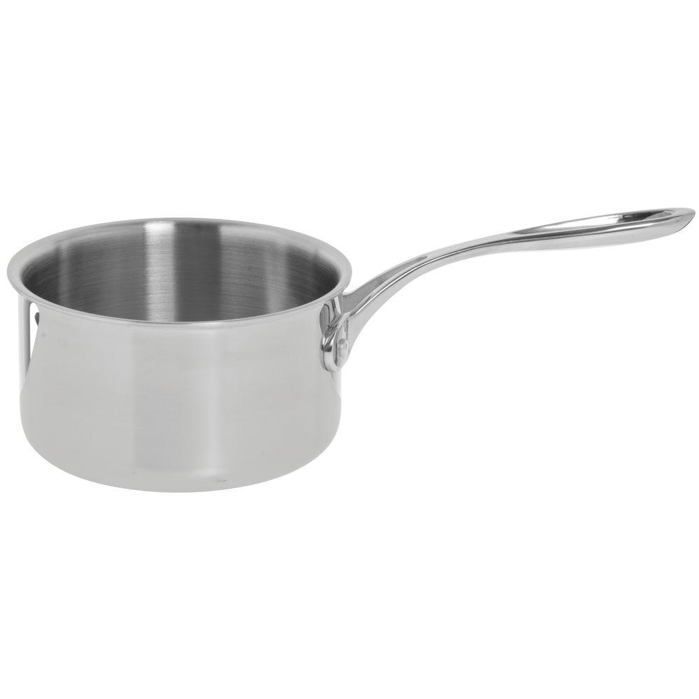 CO PAN, SAUCE, ROLLED RIM, TRIPLY, 2 QT