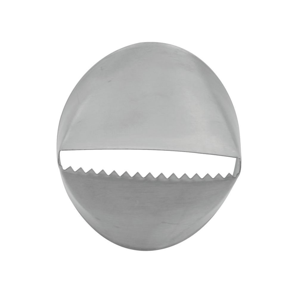"|Caker Icer Tip 1 7/8""L Stainless Steel"