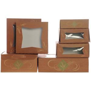 BOX, DONUT, 10-1/4X8 X 4