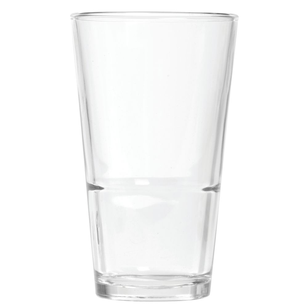 GLASS, STACKING, RESTAURANT BASICS, 16 OZ