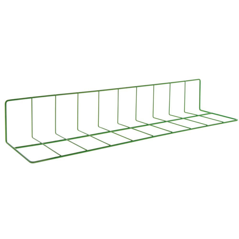 "GREEN 24X6X4""WIRE FENCE DIVIDER"