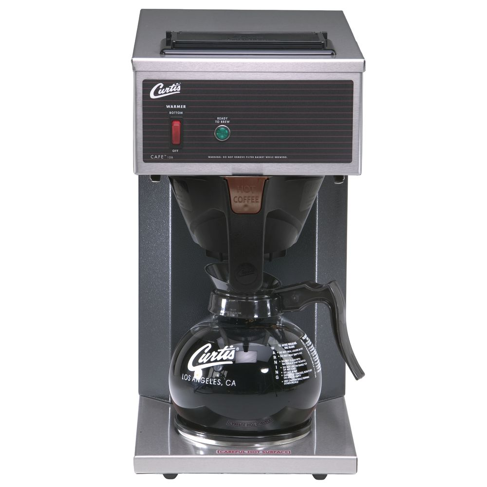 BREWER, POUROVER, 1 WARMER