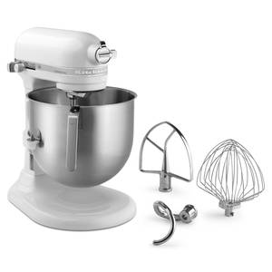 kitchenaid stainless steel flat beater for 8 qt stand mixers