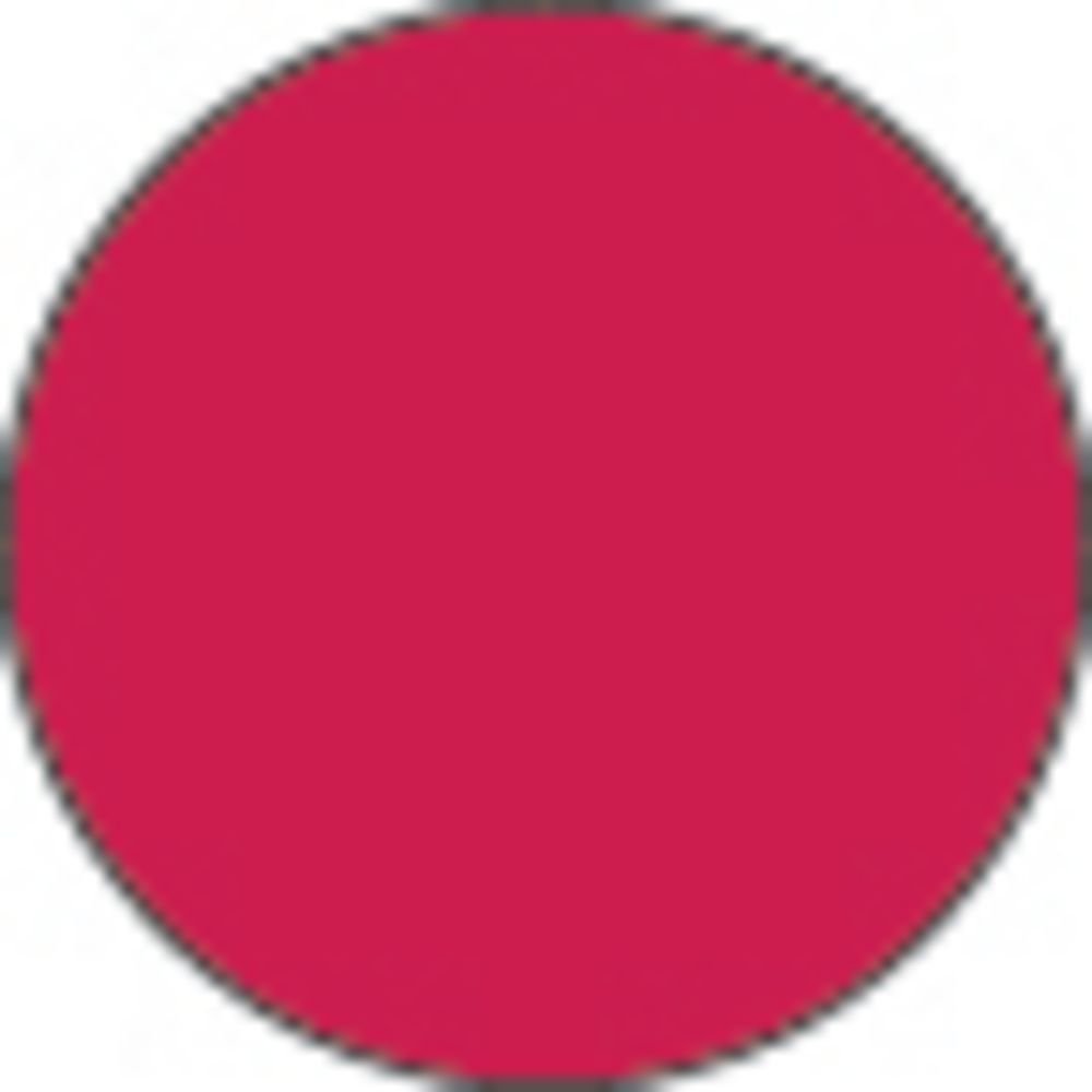 """24 Up Printable Circle Labels 1 5/8""""Dia Fluorescent Red"""
