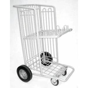 CART, CARRY-OUT SERVICE, 4 WHEEL