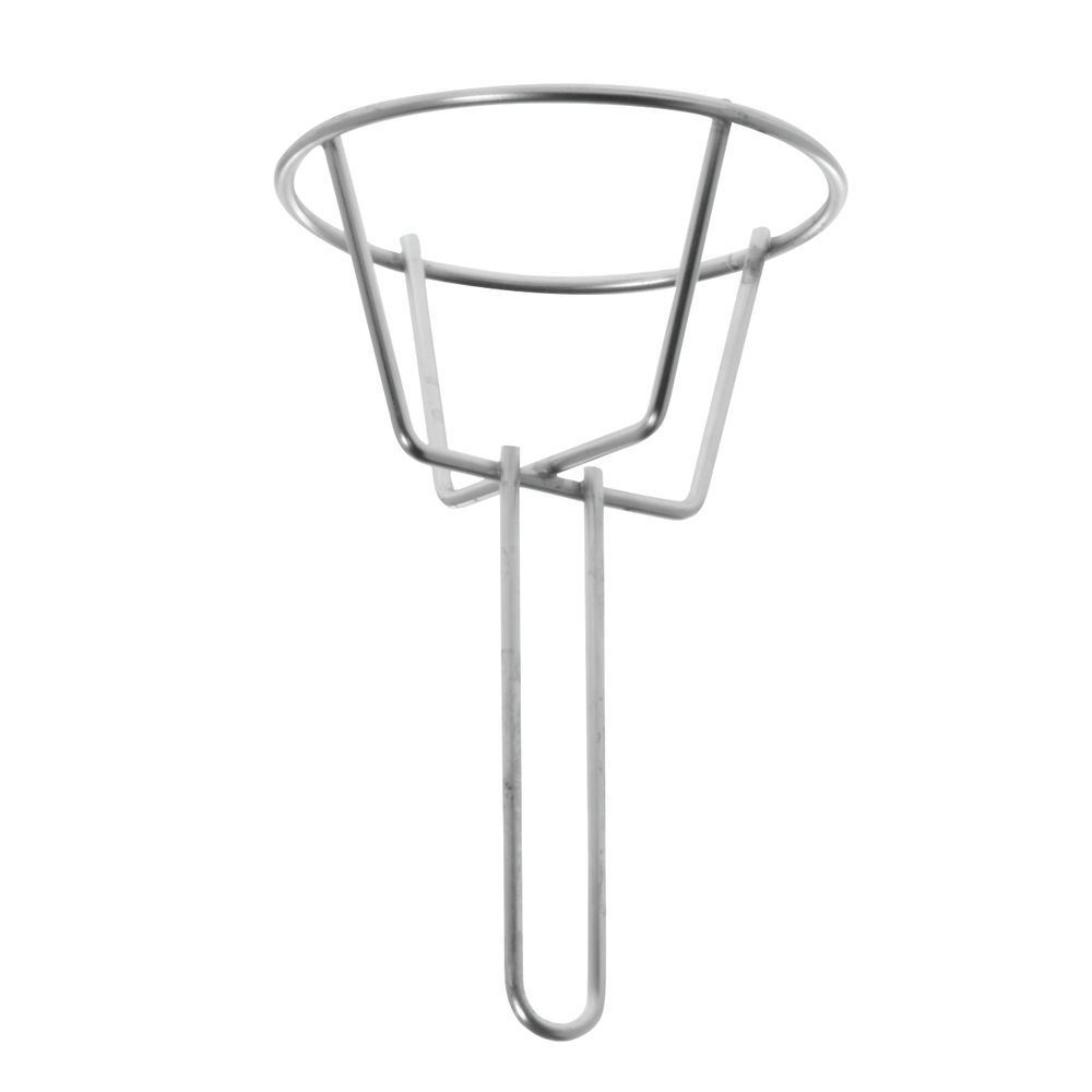 FRAME, WIRE, TO HOLD TWIST TIE CUP