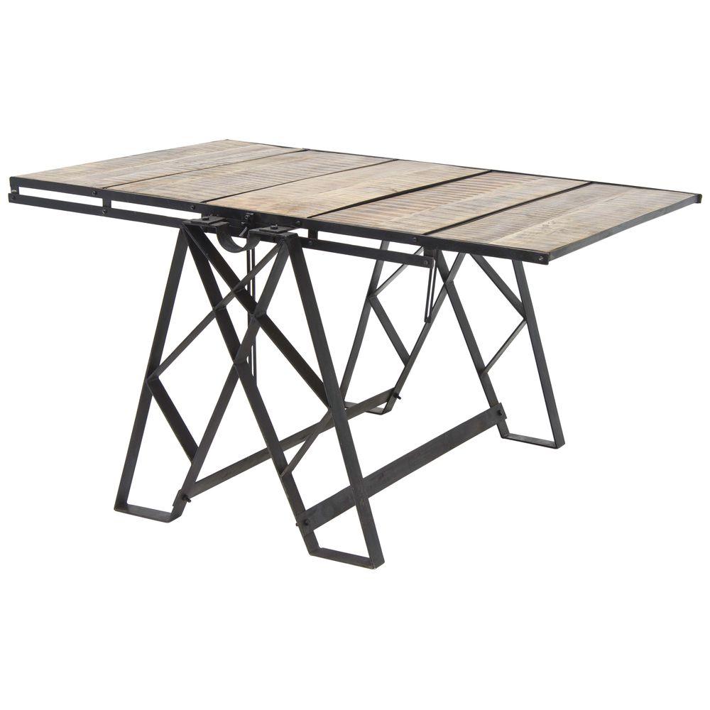 TABLE/SHELF, INDUSTRIAL, 3-IN-1