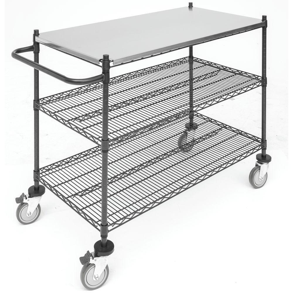 TOP, STAINLESS STEEL, 48 X 24, 16 GAUGE