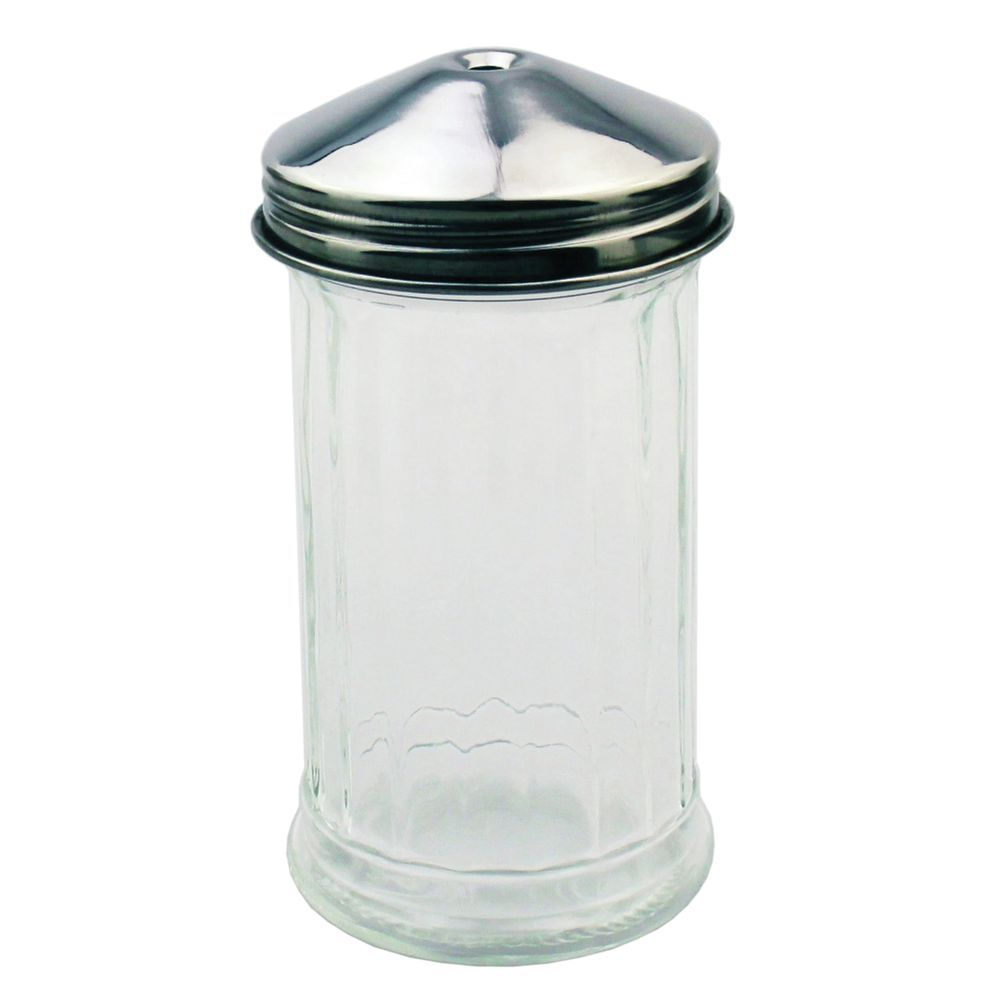 CO SHAKER, GLASS, CENTRAL POUR TOP, HB, DZ