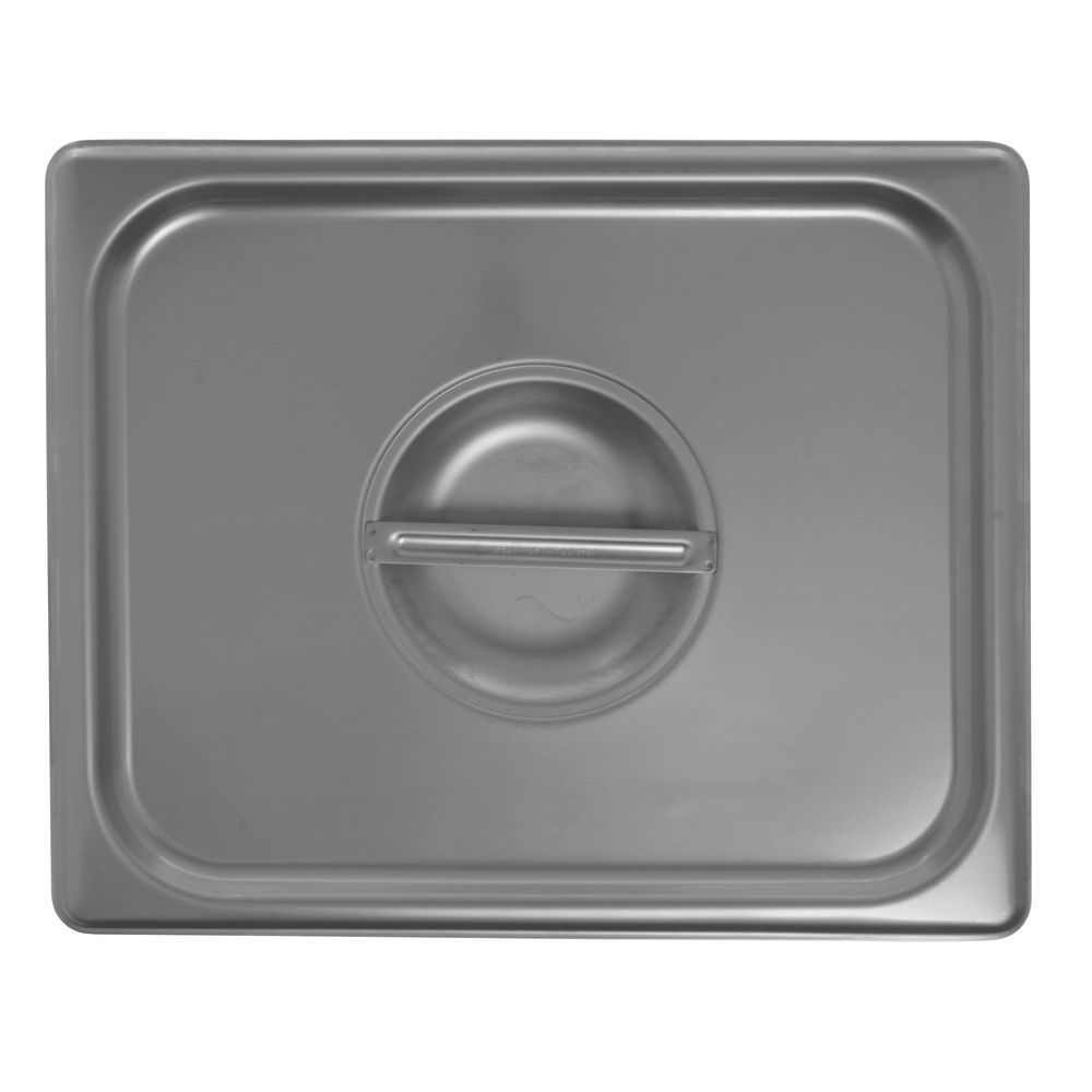 Hubert® Solid Lid for 1/2 Size Steam Table Pan