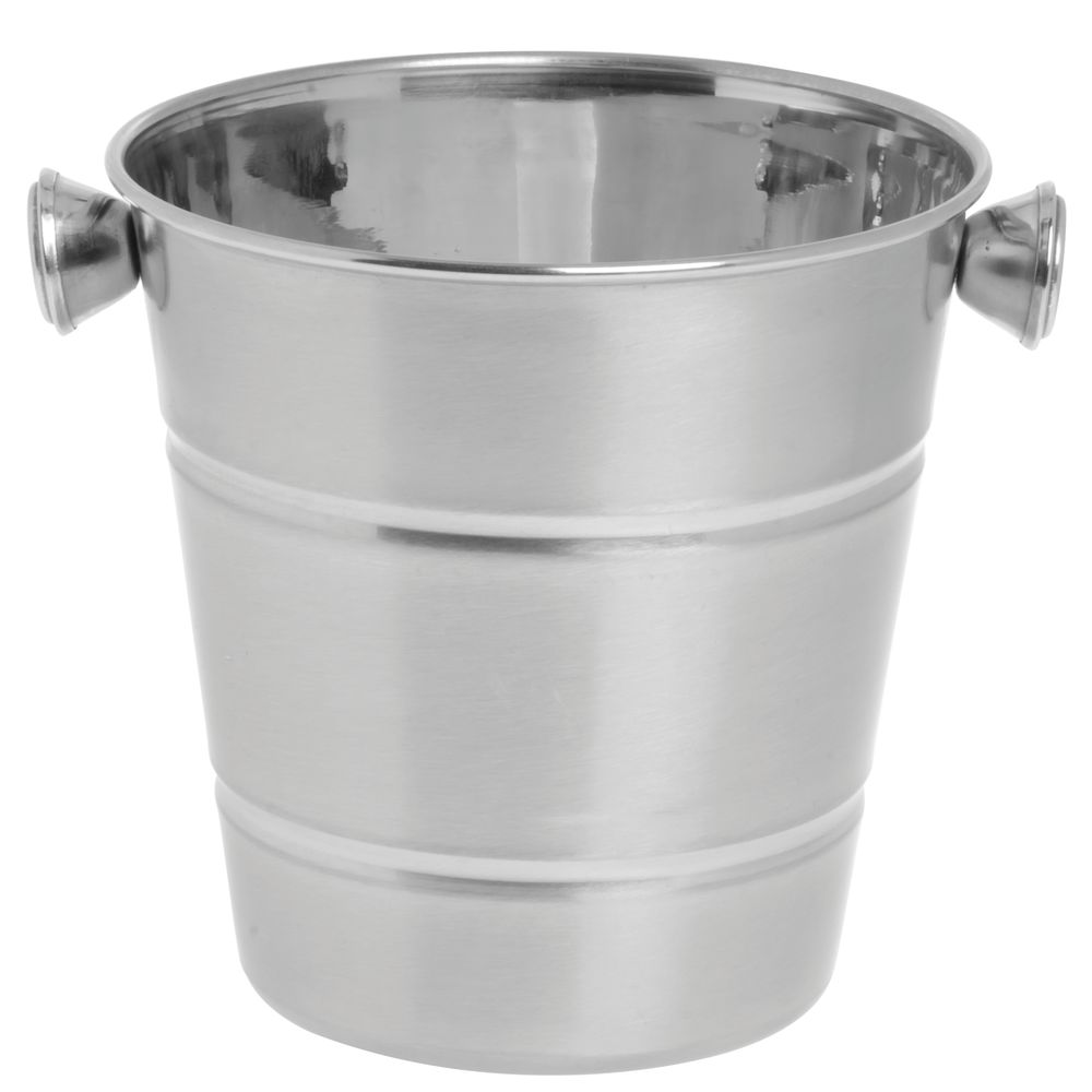 Hubert® Ice Bucket With Knob Handles 1.6 Qt