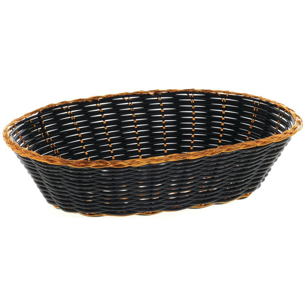 "Hubert Bread Basket Oval 9 3/4""L x 6 3/4""W x 2 3/8""H"
