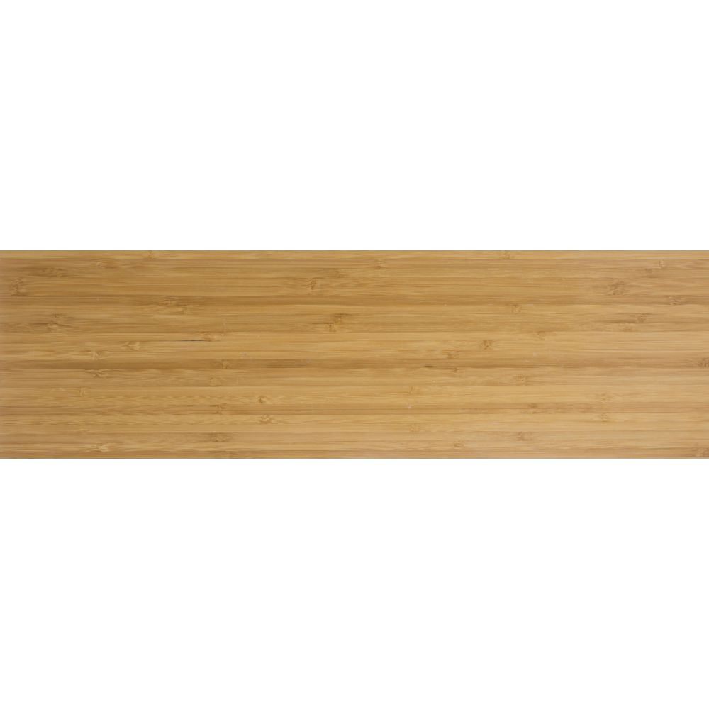 Expressly Hubert® Wooden Bamboo Display Tray - 19 1/2