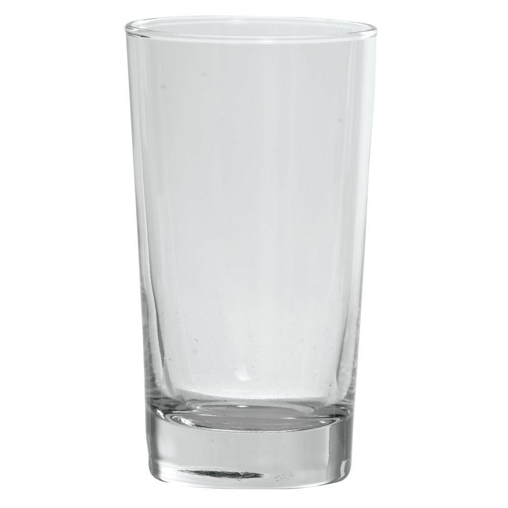 GLASS, HEAVY BASE, HIGH BALL, 8OZ