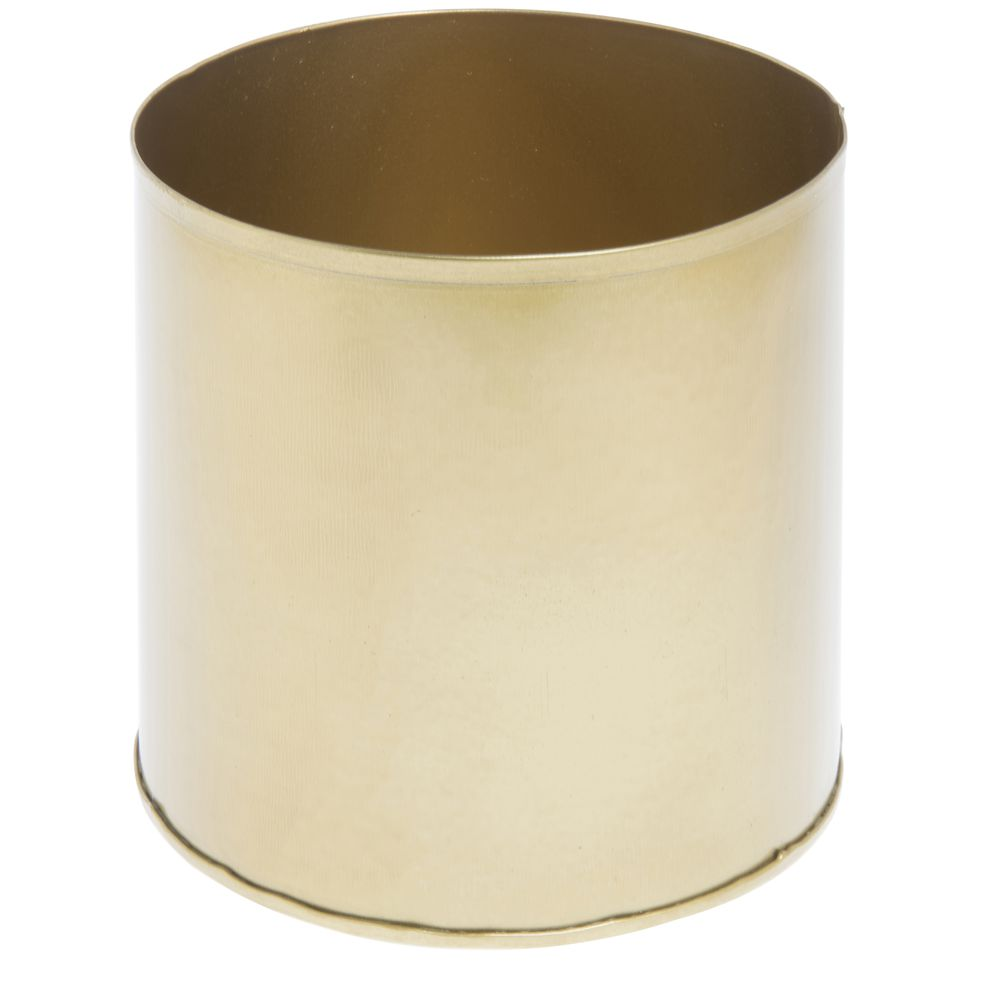Modern Metal And Marble Decorative Vase 12 1 2