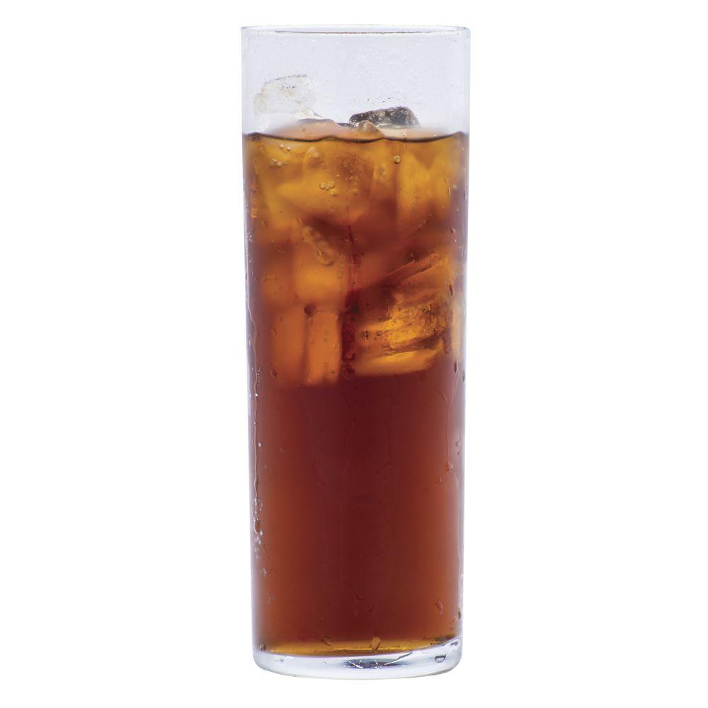 TUMBLER, GLASS, TUBO, COOLER, 10.5OZ, CS/24