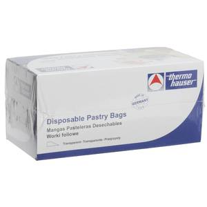 """BAGS, PASTRY, DISPOSABLE, 12"""", ROLL/100"""
