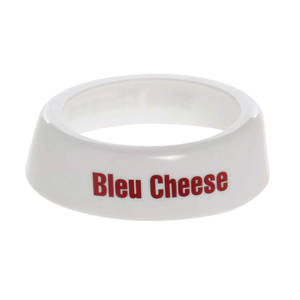 BLEU CHEESE SALAD DRESSING COLLAR