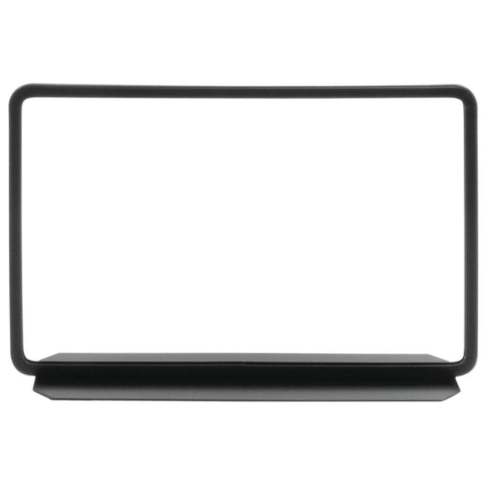 SIGN FRAME, SUREGRIP BASE, BLACK, 7X11